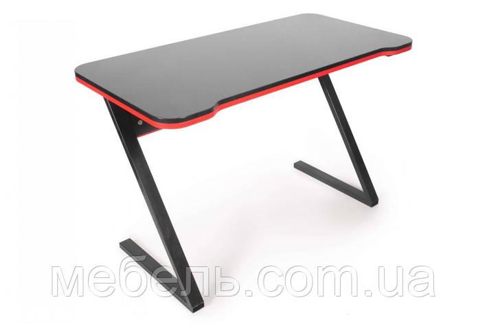 Офисный стол Barsky Z-Game Red 1200x600x750, ZG-03, фото 2