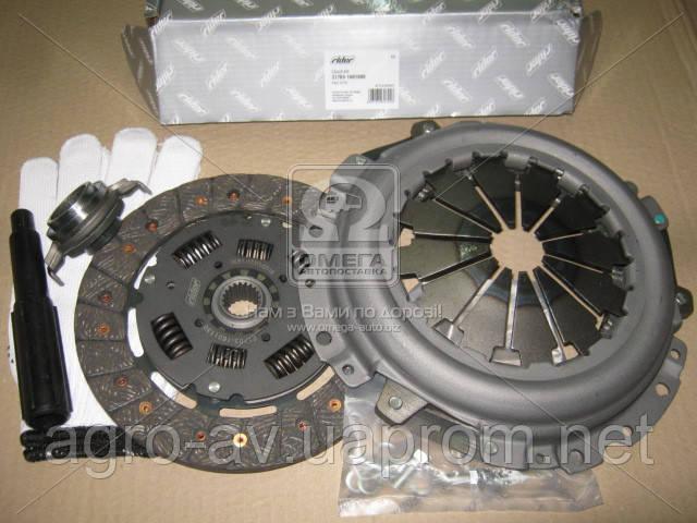 Сцепление (21703-1601000) ВАЗ 2170 (диск нажим.+вед.+подш.) (RIDER)
