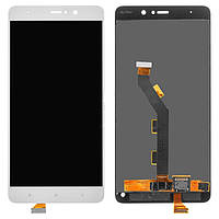 Модуль (дисплей + сенсор) Xiaomi Mi 5S Plus + Touchscreen Orig White