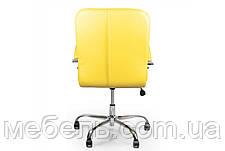Компьютерное детское кресло Barsky Vintage Yellow Chrome BVchr-06 , фото 3