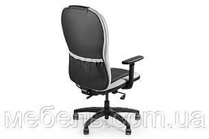 Геймерское кресло Barsky Sportdrive Elite Black/White Arm_1D   Synchro PA_designe BSDEsyn-04, фото 2