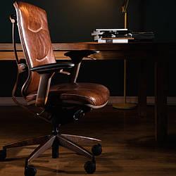 Крісло керівника Retro
