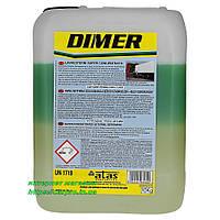 Активная автомобильная пена DIMER Atas Высококонцентрированное щелочное моющее средство 10кг, фото 1