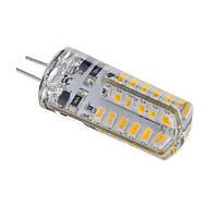 Светодиодная лампа SL LED G4 2.5W 3000K 220V AC Tеплый белый