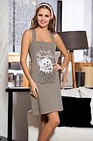 Платье-сарафан для дома и отдыха, L/48,  Shirly Lingerie