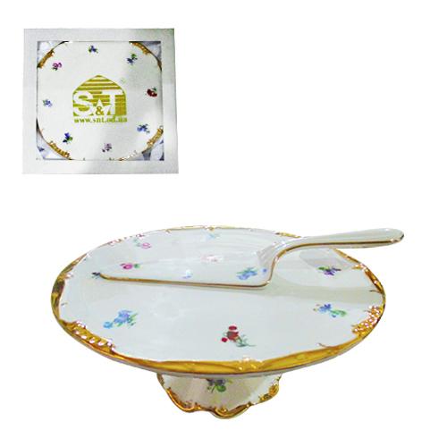 031-02-04 Набор для торта 2пр Шантильи S&T