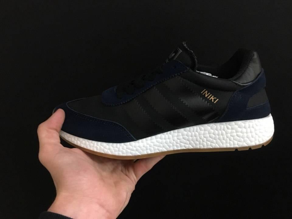 Мужские Кроссовки Adidas Iniki Runner Collegiate Navy