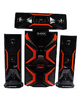 Комплект акустики 3.1 Era Ear E-1503L 60 Вт USB FM-радио Bluetooth 60W акустическая система для дома