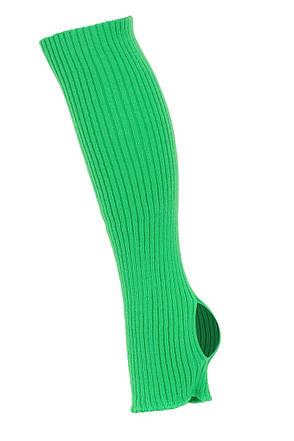 SEWEL Гетры GW073 (40 см, зеленый, 100% акрил), фото 2