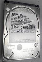 "Жесткий диск для ноутбука Toshiba 500GB 2.5"", фото 1"