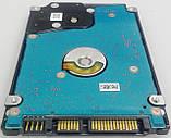 """Жорсткий диск для ноутбука Toshiba 500GB 2.5"""", фото 3"""