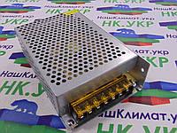 Блок питания 80W, 12V, 6.6А (80Вт, 12В) для светодиодных лент, модулей, линеек MR-80-12