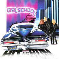 CD диск Girlschool - Hit And Run