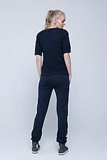 SEWEL Джемпер JS413 (42-44, темно-синий, 50% хлопок/ 50% акрил), фото 2