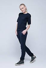 SEWEL Джемпер JS413 (42-44, темно-синий, 50% хлопок/ 50% акрил), фото 3