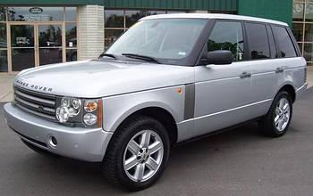 Land Rover Range Rover 2002-2012
