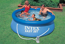 Надувной бассейн Easy Set Pool Intex 244х76 см  (28112)