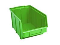 Ящик складской 701 для хранения метизов зеленый, фото 1