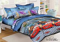 """3D Детское постельное белье для кровати """"Ranforce"""" Молния Маквин"""