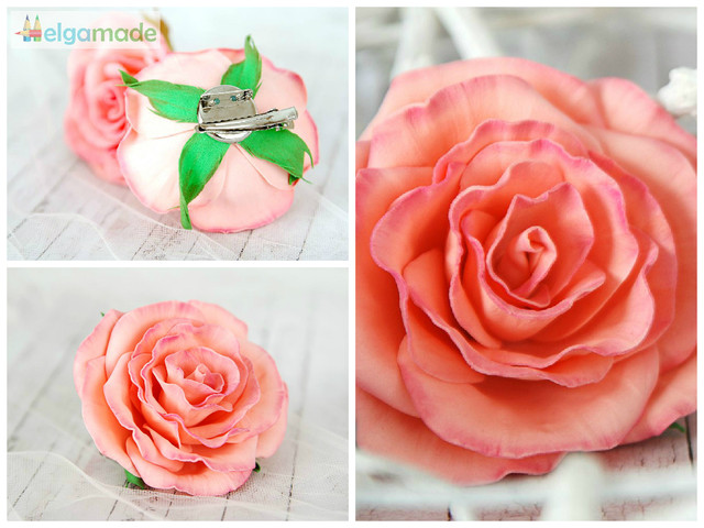 Приглашаем на мастер-класс по созданию цветов из фоамирана