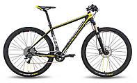 """Велосипед 29'' PRIDE XC-29 PRO 2.0 рама - 19"""" черно-жёлтый матовый 2016"""