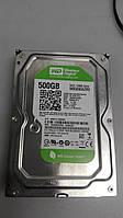 Жесткий диск для компьютера 500gb WD SATA 3,5, фото 1