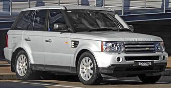 Land Rover Range Rover Sport 2005-2013 (L320)