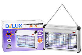 Светильник москитный на 70 м2 AKL-17 2х8Вт G5