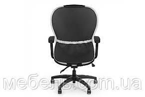 Компьютерное детское кресло Barsky Sportdrive Elite Black/White Arm_1D   Synchro PA_designe BSDEsyn-04, фото 2