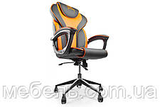 Офисное кресло Barsky Sportdrive Orange  Arm_pad Anyfix Alum BSDany_alu-05, фото 2