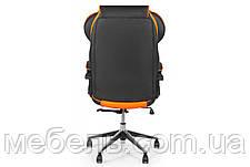 Кресло для врача Barsky Sportdrive Orange  Arm_pad Anyfix Alum BSDany_alu-05, фото 3