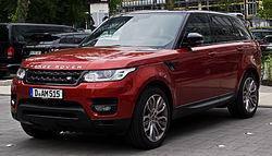 Land Rover Range Rover Sport 2013-