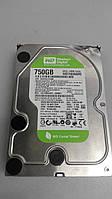 """Жесткий диск для компьютера 750gb WD SATA 3.5"""", фото 1"""
