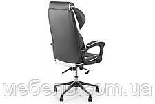 Кресло для домашенего кабинета Barsky Sportdrive White Arm_pad Anyfix Alum BSDany_alu-04, фото 2