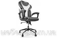 Кресло для врача Barsky Sportdrive White Arm_pad Anyfix Alum BSDany_alu-04, фото 2