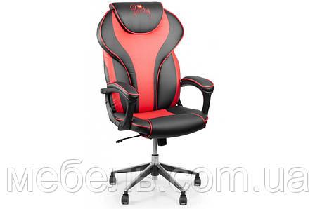 Кресло для врача Barsky Sportdrive RED Arm_pad Anyfix Alum  BSDany_alu-03, фото 2