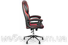 Кресло для врача Barsky Sportdrive RED Arm_pad Anyfix Alum  BSDany_alu-03, фото 3