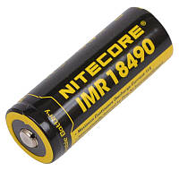 Аккумулятор IMR18490 (1100mAh) Nitecore NL18490A