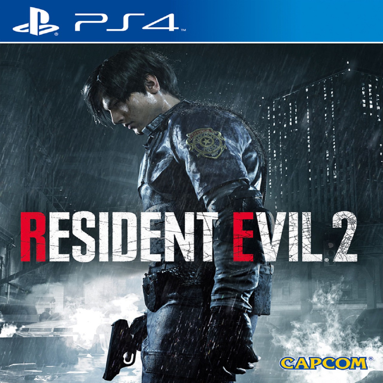 Resident Evil 2 RUS PS4 (NEW)