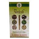 Аюрведические травяные сигареты-ингалятор Нирдош (Nirdosh Herbal Cigarettes, Maans), 10 штук, фото 4