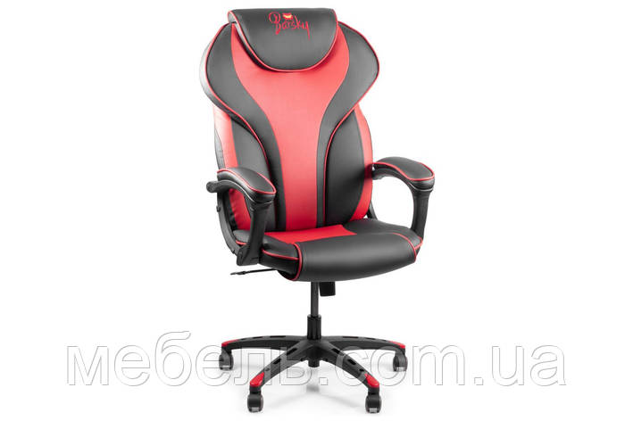 Кассовое кресло Barsky Sportdrive RED Arm_pad Tilt PA_designe BSD-03, фото 2