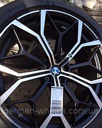 Оригинальные диски 22 - дюйма для BMW X7 G07 785M style
