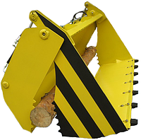 Щелепний ковш на телескопічні навантажувачі, фото 1