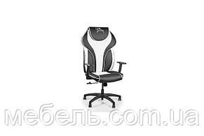 Компьютерное кресло Barsky BSDsyn-04 Sportdrive White Arm_1D Synchro PA_designe, геймерское кресло, фото 2