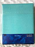 Простынь на резинке махровая 90*200, фото 2