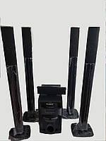 Комплект акустической системы 5.1 DJACK DJ-J5L 120W Bluetooth USB FM-радио