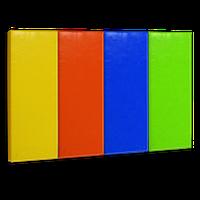 Стіновий протектор (ПВХ) з основою OSB
