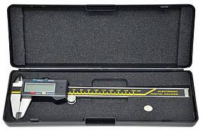 Штангенциркуль электронный S-line 150 мм (15-642)