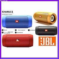 Громкая портативная колонка JBL Charge 2 Bluetooth,MicroSD