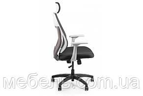 Кресло для врача Barsky Team White/Grey Arm_w TWGw-01, фото 2